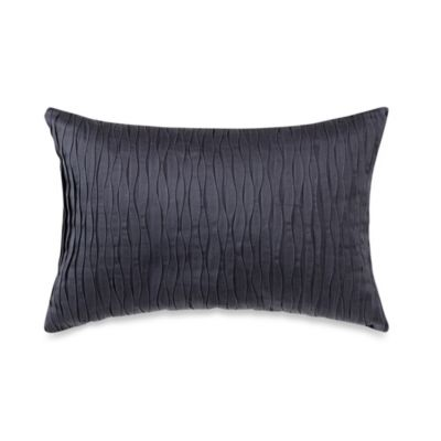 Nicole Miller® Currents Breakfast Toss Pillow in Ink