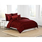 DKNY® Washed Stripe Duvet Cover