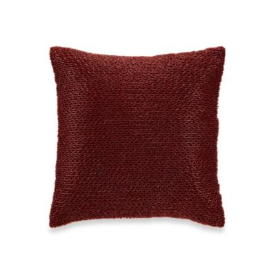 DKNY® Washed Stripe Square Toss Pillow