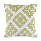 Real Simple® Linear Square Toss Pillow - Green