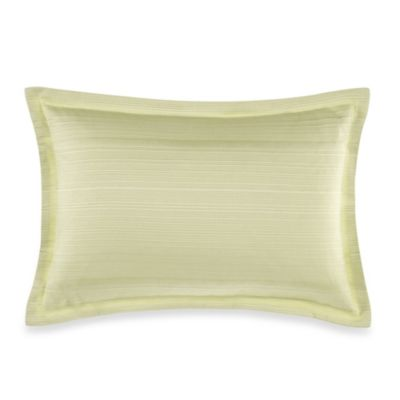 Real Simple® Linear Oblong Toss Pillow - Green