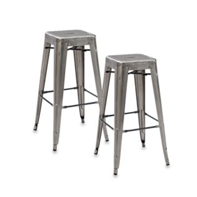 Buy Ampersand 174 Owen Airlift Stool From Bed Bath Amp Beyond