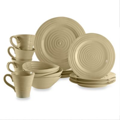 Sophie Conran for Portmeirion® 16-Piece Dinnerware Set in Biscuit