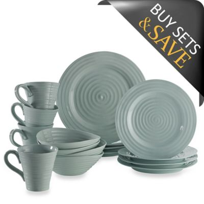 Sophie Conran™ for Portmeirion® Celadon 16-Piece Dinnerware Set