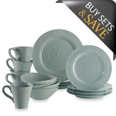 Celadon Dinnerware Set
