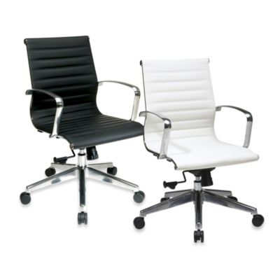 Office Star Products Mid-Back Office Chair
