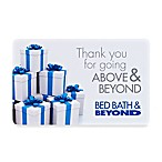 Thank You Boxes Gift Card $50.00
