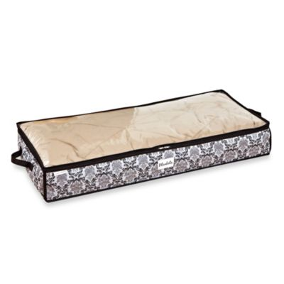 The Laura Ashley® Collection Under the Bed Storage Bag in Delancy