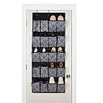 The Laura Ashley® Collection 20-Pocket Shoe Organizer in Delancy