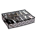The Laura Ashley® Collection 12-Pair Under the Bed Shoe Organizer in Delancy