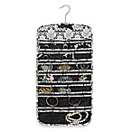 The Laura Ashley® Collection 36-Pocket Hanging Jewelry Organizer in Delancy