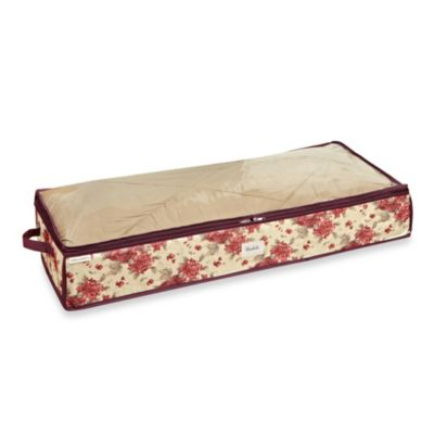 The Laura Ashley® Collection Under-the-Bed Storage Bag in Milner