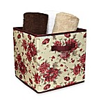 The Laura Ashley® Collection Cube Storage Box in Milner