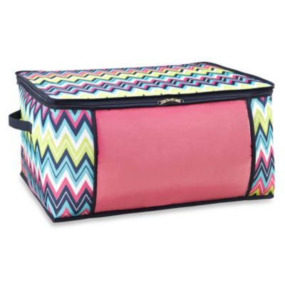 The Macbeth Collection Blanket Storage Bag in Margarita