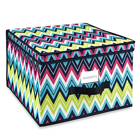 The Macbeth Collection Large Storage Box in Margarita