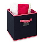 The Macbeth Collection Storage Cube in Navy