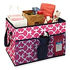 The Macbeth Collection Collapsible Trunk Organizer in Pink Scout