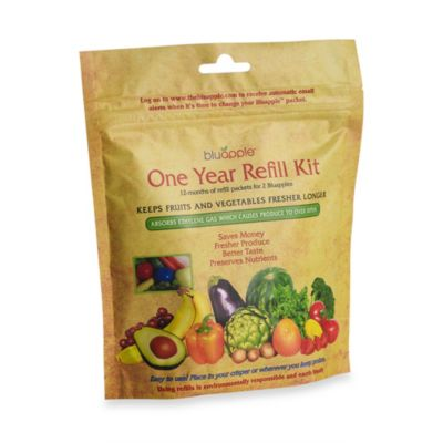 BluApple® Refill Kit