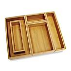 5-Piece Drawer Organizer Boxes