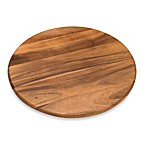 Lipper International 18-Inch Acacia Wood Lazy Susan