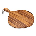 Lipper International Acacia Fan-Shaped Pizza Board