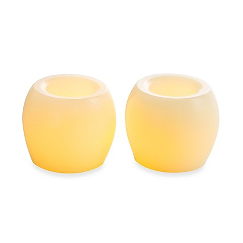 Candle Impressions® 2-Pack Flameless Mini Wax Hurricanes