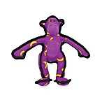 Tuffy® Junior Zoo Monkey Pet Toy in Purple