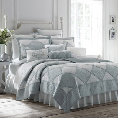 Lenox® French Perle Pillow Shams