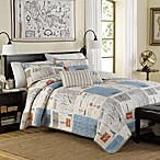 Traverse 4-5 Piece Reversible Quilt Set