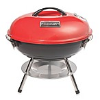 Cuisinart® Portable 14-Inch Charcoal Grill in Red
