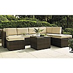 Palm Harbor 8-Piece Outdoor Wicker Seating Set