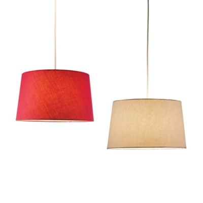 Adesso® Harvest Tapered Drum Pendant Light