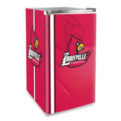 University of Louisville Licensed Counter Height Refrigerator