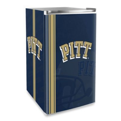 University of Pittsburgh Licensed Counter Height Refrigerator