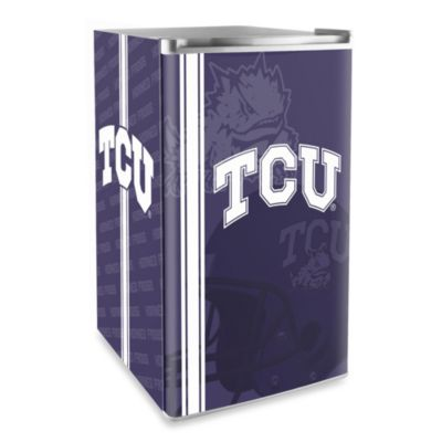 Texas Christian University Licensed Mini-Fridge