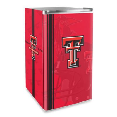 Texas Tech University Licensed Counter Height Refrigerator