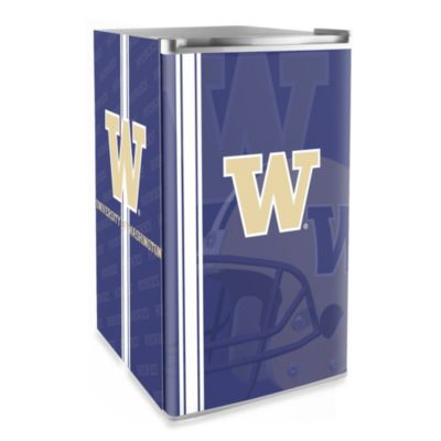 University of Washington Licensed Counter Height Refrigerator
