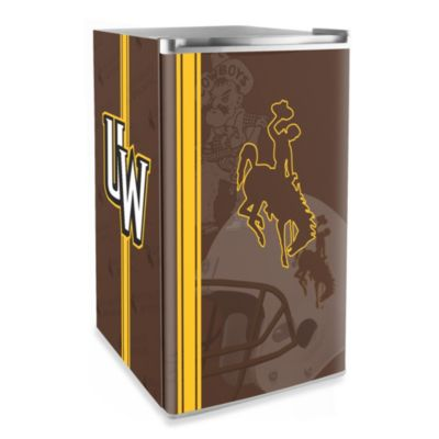 University of Wyoming Licensed Counter Height Refrigerator
