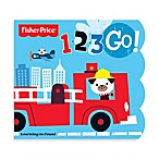 Fisher-Price® 1-2-3 Go! Counting Book