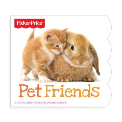 Fisher-Price® Pet Friends Book