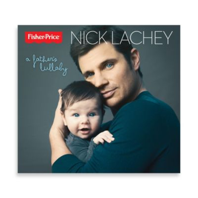 Fisher Price® Nick Lachey, A Father's Lullaby CD