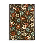 Oriental Weavers™ Sphinx™ Montego Rug in Brown Floral