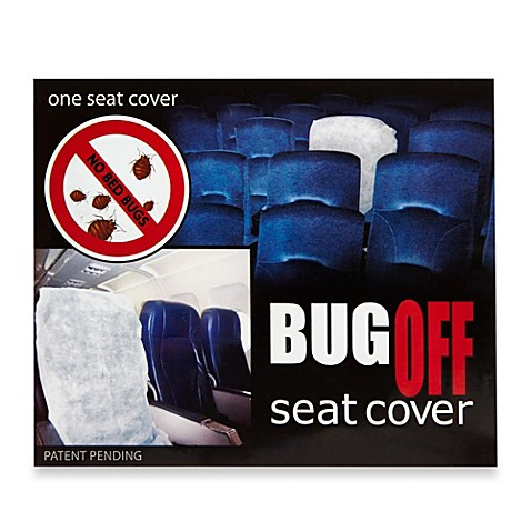 Gina Group LLC. BugOff Seat Cover