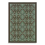 Oriental Weavers™ Sphinx™ Montego Indoor/Outdoor Rug in Damask Blue