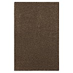 Mohawk Home Pin Stripe Rug in Walnut