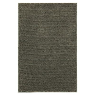 Mohawk Home Pinstripe 2-Foot 6-Inch x 3-Foot 10-Inch Rug in Glen Green