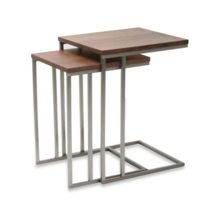 Moe's Home Collection Tabella Side Table (Set of 2)