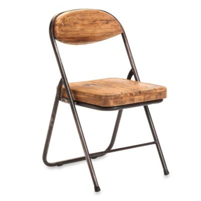 Moe's Home Collection Tivoli Folding Dining Chair