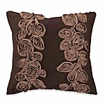 Sonoma Square Toss Pillow in Chocolate