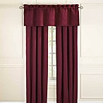 Sonoma Window Valance in Merlot